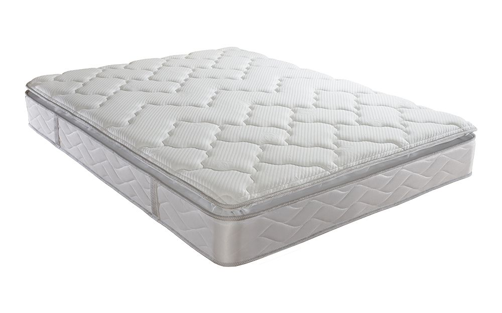 The Sealy Posturepedic Pearl Luxury is a standard sprung mattress
