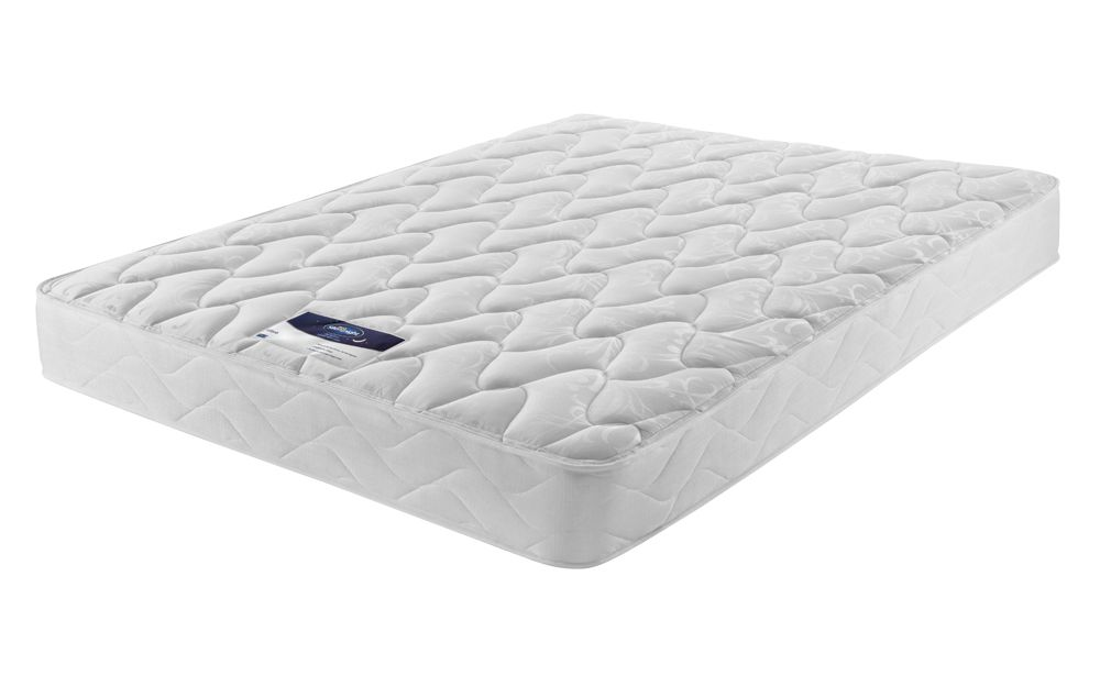 The Silentnight Vilana Limited Edition Miracoil is one of our best-selling standard sprung mattresses