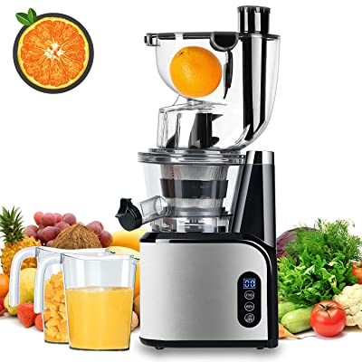 Aaobosi Wide Chute Masticating Juicer Review