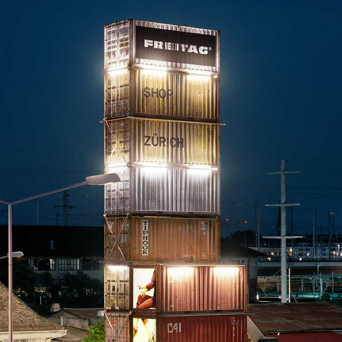 15 Awesome Buildings Made From Recycled Shipping Containers