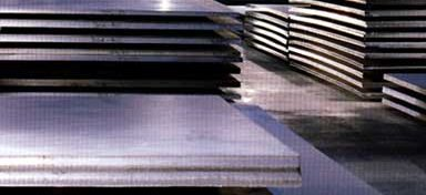 Steel plates - weight